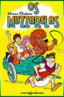 dvd+os+muzzarelas+hanna+barbera+dublado+sp+brasil  406220 4 Download Os Muzzarelas (The Roman Holidays)   Dublado AVI