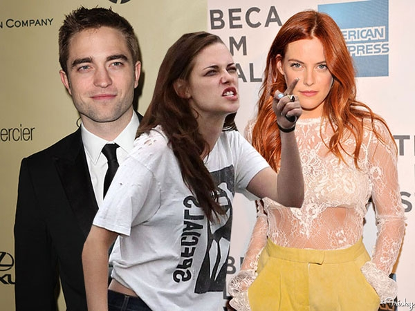 Robert pattinson not dating riley keough