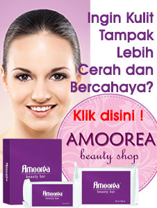 Sabun Herbal Alami Amoorea