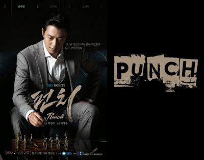 Biodata Pemeran Drama Korea Punch
