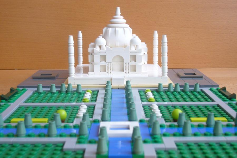 My Favourite Micro Scale Taj Mahal