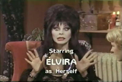 The Elvira Show starring Elvira as herself