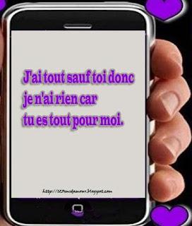les meilleurs sms d amour