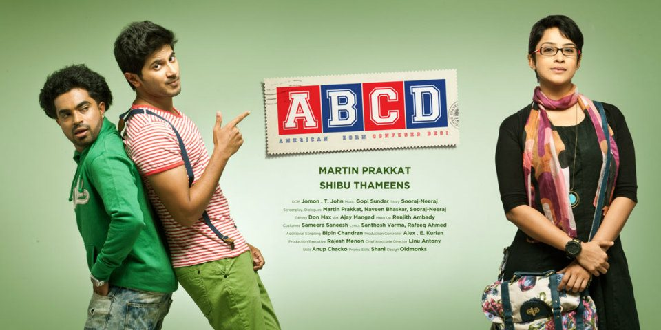 Movie Media Abcd New Malayalam Movie Posters