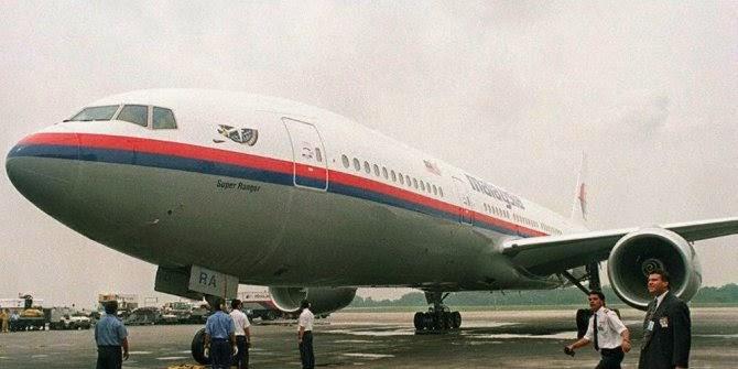 10 Teori Hilangnya Pesawat Malaysia Airlines
