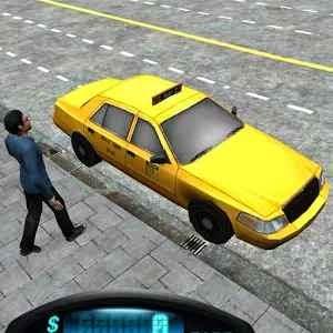 City 3D Duty Taxi Driver Android Apk İndir