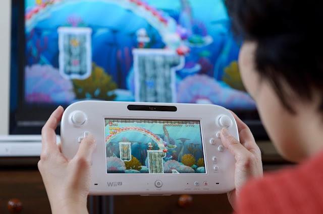 Nuevo control Wii