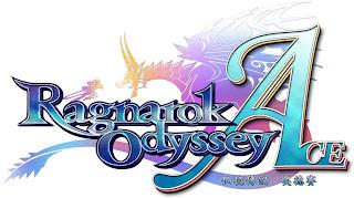 ragnarok odyssey ace logo Ragnarok Odyssey Ace (PS3/PSV)   Logo, Artwork, & Press Release