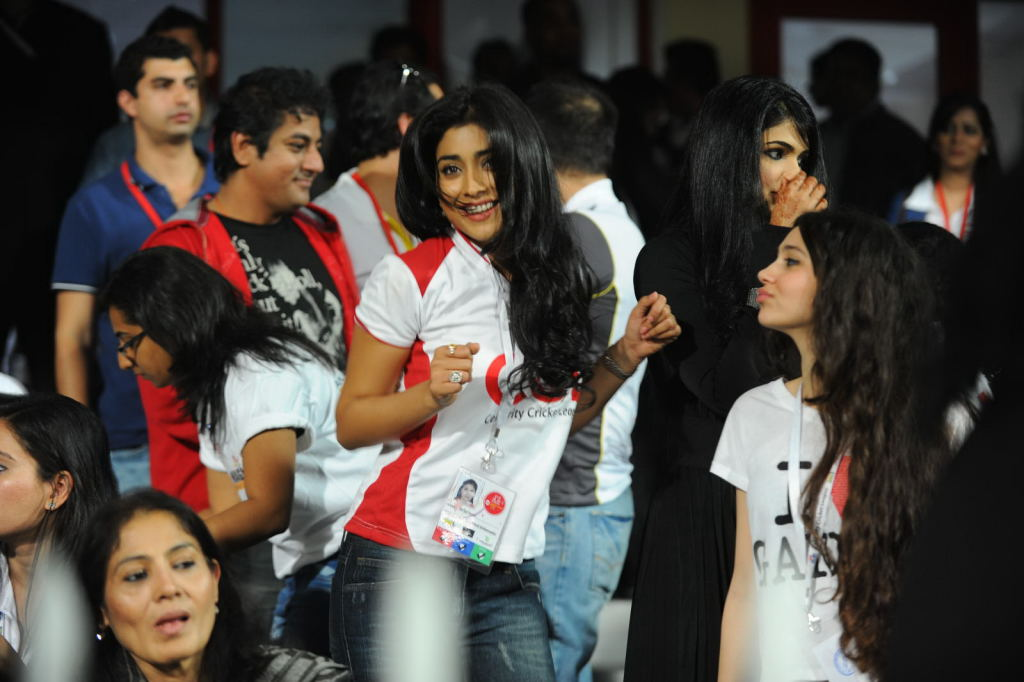 Bollywood Actresses at CCL 2 Opening Ceremony in Dubai1 - Hot Babes at CCL 2 Opening Ceremony