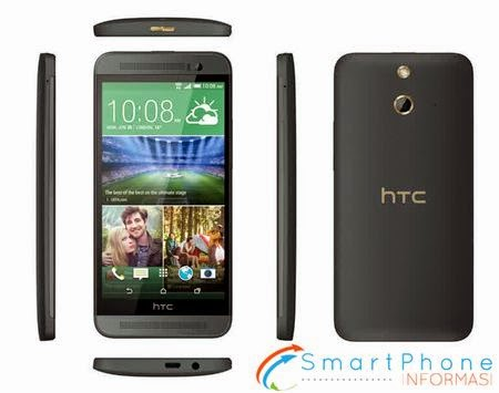 Harga HTC One E8 Dark Gray