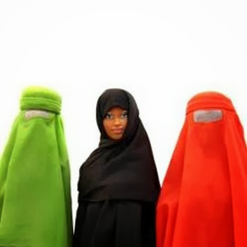 Barbie con burka