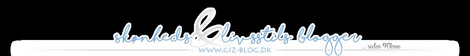 GiZ-Blog.dk - En Skønheds & Livsstils Blog