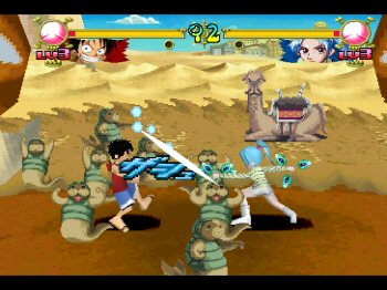 One Piece Grand Battle 2 Versus