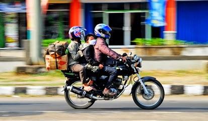 Dampak Beban Berat Pada Komponen Sepeda Motor