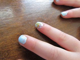 Cinderella Nails