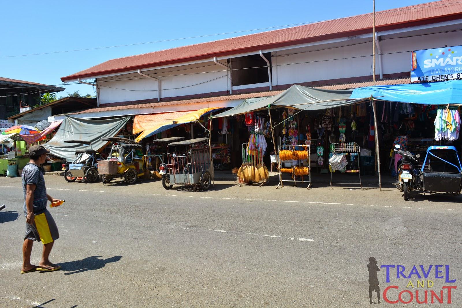 Candelaria Zambales Market