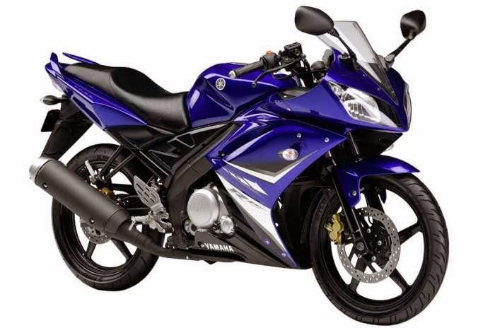 harga dan spesifikasi Yamaha YZF-R15 terbaru
