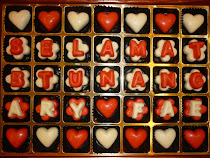 Chocolate 35 pcs in Box
