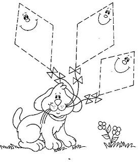 dibujos de las figuras geometricas para colorear rombos