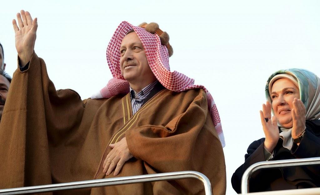 Katar'ı vurarak Türkiye'yi de hedef aldılar
