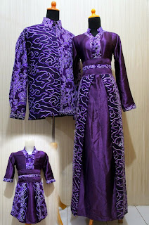 Foto Baju Gamis Batik Jogja