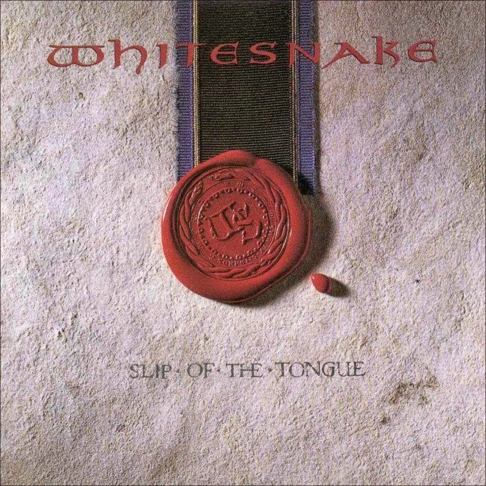 Portada de Whitesnake-Slip of the Tongue