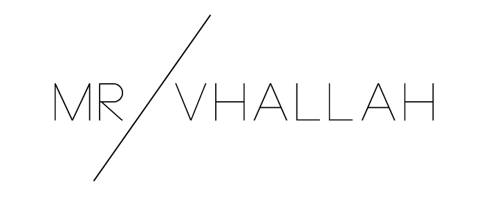 The Journal of : MR. VHALLAH