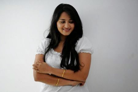 Cute pic of Anushka Shetty