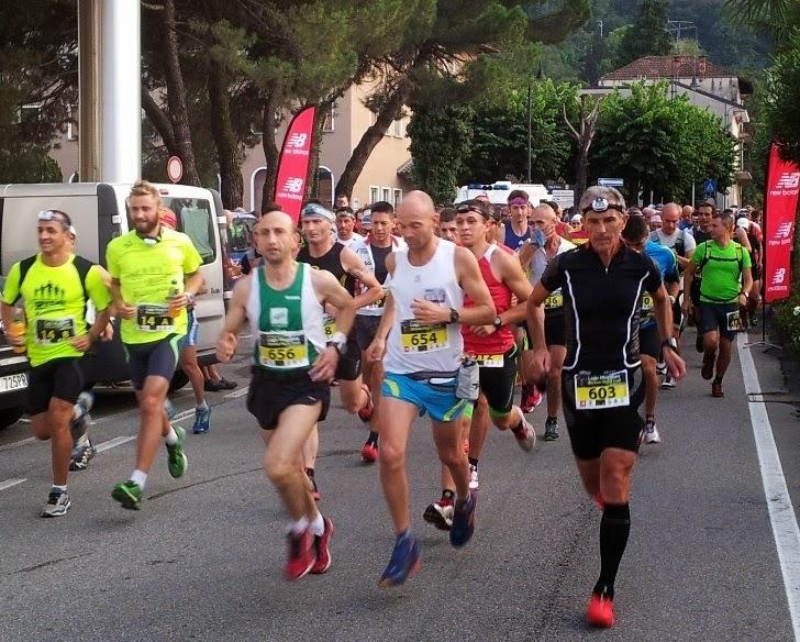 Lago Maggiore Stresa Night Trail: Macellaro profeta in patria
