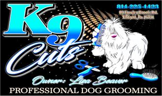 Professional Dog Grooming By Lisa Beaver