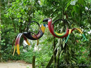 Tire Parrots