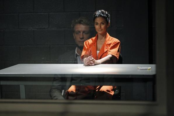 Don't Read The Spoiler - El Mentalista - Temporada 5 - Jane y Lorelei
