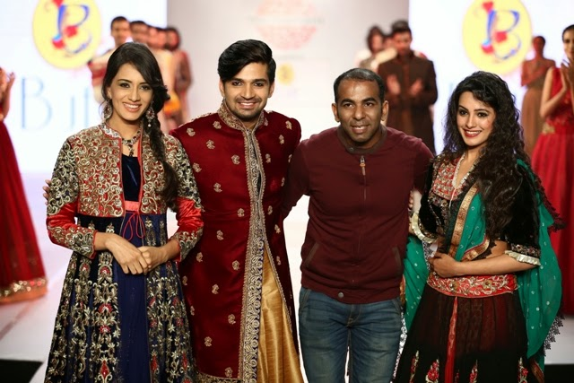 Final Day at Pune Fashion Week 2014 closes with a new charismatic appeal