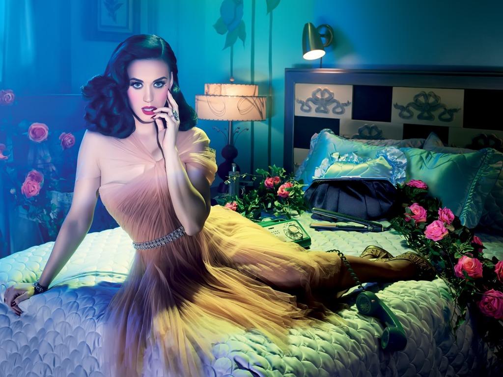Katy Perry Beautiful Eyes