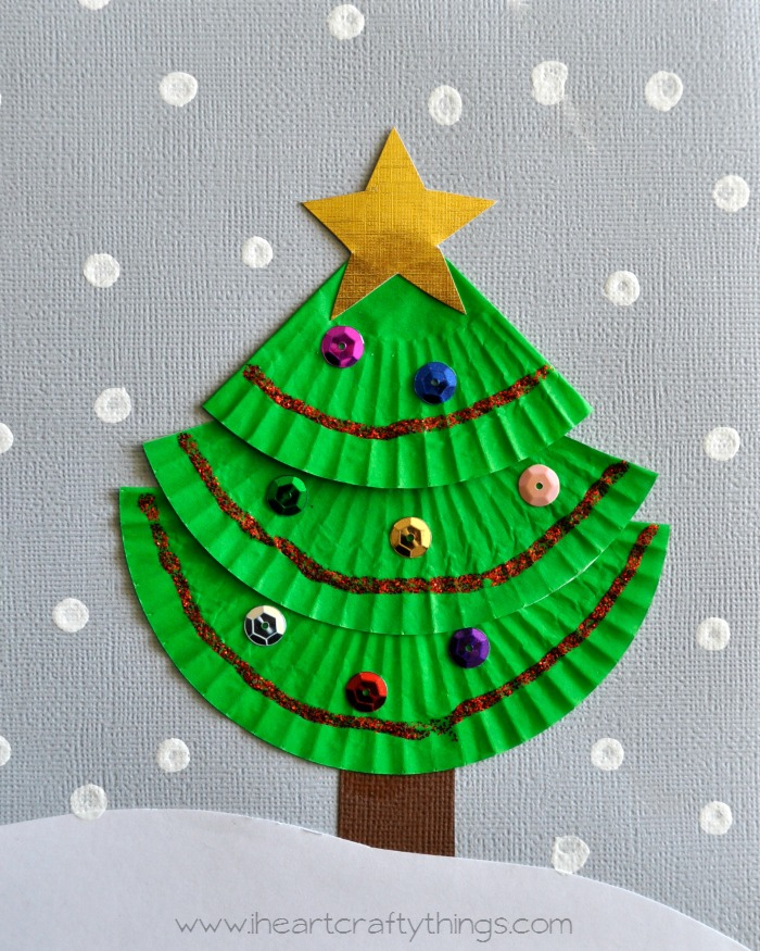 Classroom Christmas Craft Ideas Part - 44: Christmas