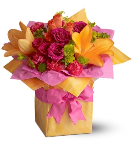 Hình ảnh ý nghĩa về hoa sinh nhật