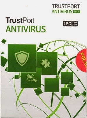 Flipkart: Buy Trustport Antivirus 2014 1 PC 1 Year at Rs. 99 only – BuyToEarn