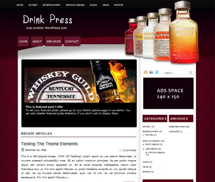 Drink Press