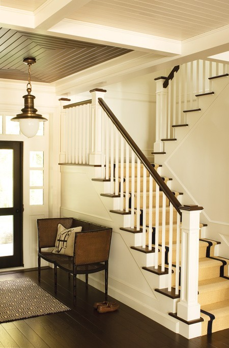 The Deco Blog Is Dark Colored Paint Timeless