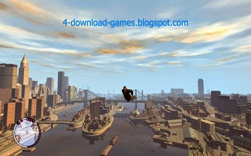 تحميل لعبة جاتا سوبر مان SuperMan Mod for GTA IV مجانا للكمبيوتر