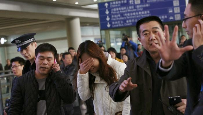 Missing Malaysia plane: Malaysian official says flight MH370 deliberately diverted