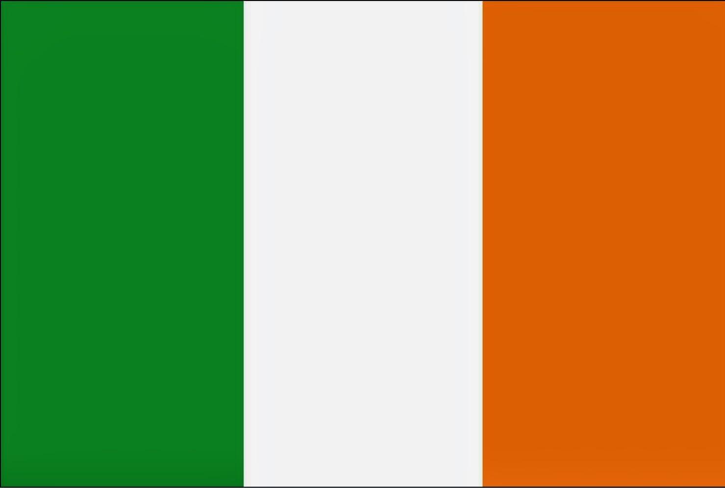 Irish flag   just b.CAUSE