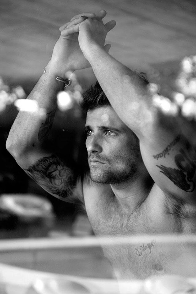 Bruno Gagliasso. Foto: Daniel Aratangy