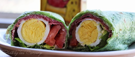 Egg Wrap Photo by Tori Beveridge
