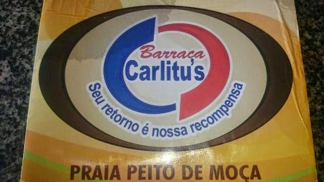 BARRACA CARLYTU'S PRAIA PEITO DE MOÇA