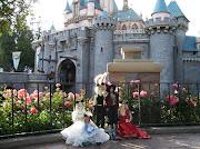 Disneyland (bjds at disneyland by shinigamiduolover)