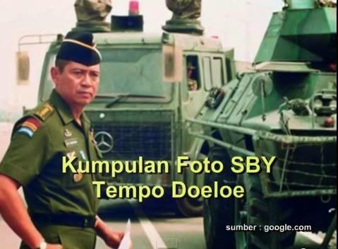 Foto Beliau Memimpin Pasukan yang Terlihat Sangat Tegas dan Disiplin