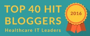 Top 40 HIT Bloggers