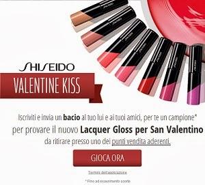 Shiseido Laquer Gloss