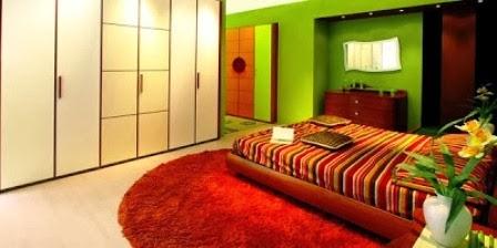 inspirasi desain dekorasi kamar tidur minimalis modern